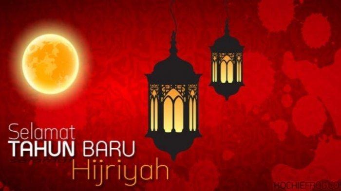 Sederet Gambar Dan Ucapan Selamat Tahun Baru Islam 1 Muharram Bagi Di Whatsapp Instagram Facebook Tribun Wow