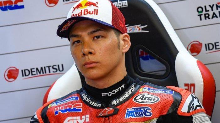 Insiden Kecelakaan dengan Valentino Rossi Paksa Takaaki Nakagami Akhiri Musim Lebih Awal di MotoGP