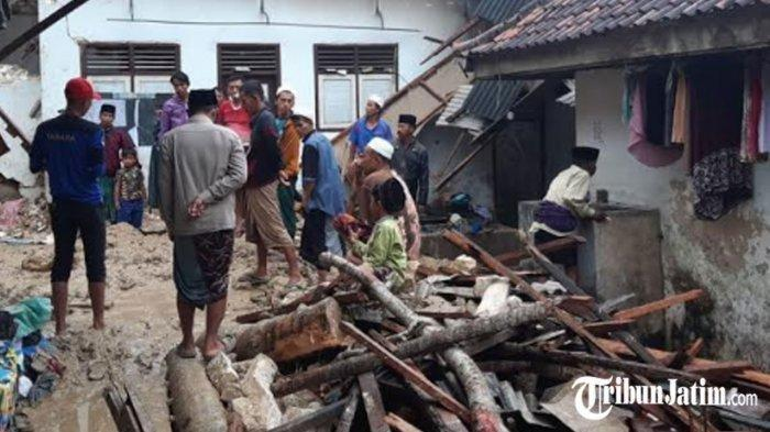 Sedang Tidur di Kamar, 5 Santriwati Ponpes Annidhamiyah Tewas seusai Tertimbun Tanah Longsor