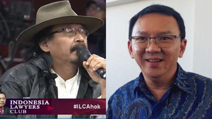Blak-blakan Akui Tak Senang pada Ahok, Sujiwo Tejo Bela Anies Baswedan: Masa Gak Ada Benernya?