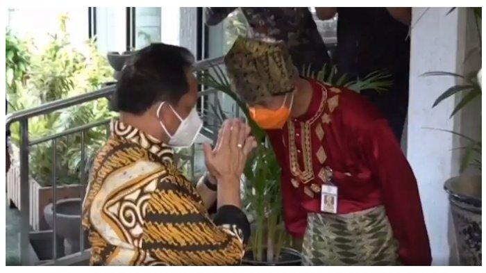 Detik-detik Ganjar Pranowo Dicueki Tito Karnavian, Mendagri Minta Maaf dan Puji Gubernur Begini