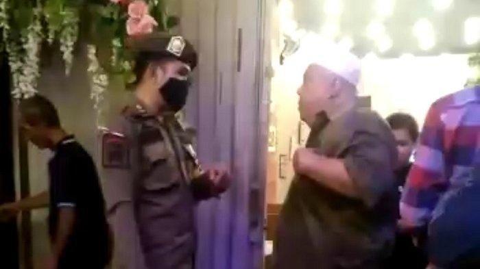 Viral Video Pemilik Restoran Bentak Satpol PP saat Diminta Tutup: Kapolda Itu Adiknya Istri Saya