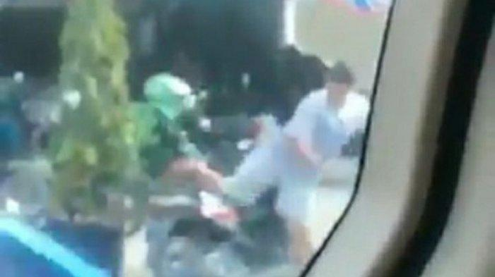 Penganiaya Driver Ojol yang Videonya Sempat Viral Mengaku Sakit Hati dengan Korban Gara-gara Ini