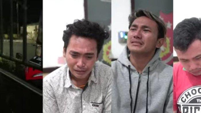4 Fakta Viral Pemuda Hina Satgas Covid-19 dengan Sebutan Tak Pantas, Nangis saat Ditangkap Polisi