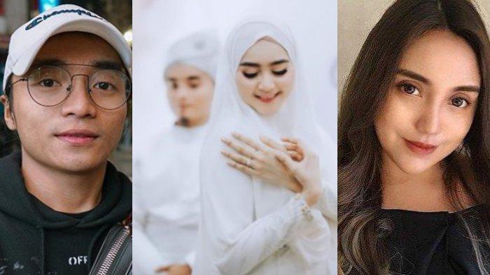 Postingan Salmafina Sunan di Hari Pernikahan Taqy Malik-Sherel Thalib: Hidup Bebas dari Bayangnya