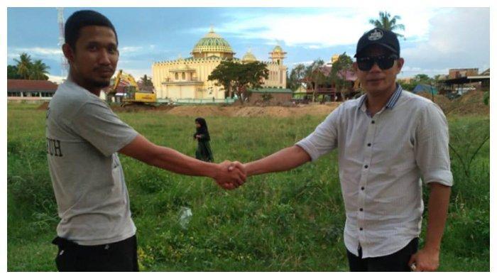 Viral Pendukung Jokowi dan Prabowo Taruhan 1 Hektar Tanah,