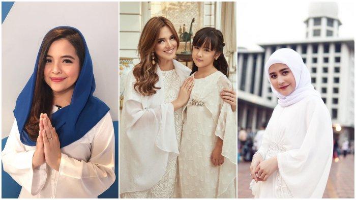 Menjelang Hari Raya Idul Fitri, 5 Artis Cantik Ini Unggah Foto dan Tulis Ucapan Maaf