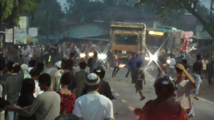 Ratusan Orang Saling Serang Gara-gara Petasan hingga Luka-luka di Medan, Ini Kronologinya