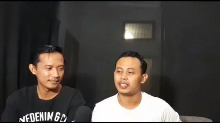 Ardi (kiri) dan Tebe eks Sabyan buka suara soal perselingkuhan Ayus Sabyan dan Nissa Sabyan, Jumat (19/2/2021).