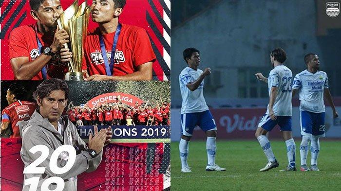 Hati-hati Persib Bandung, Pelatih Bali United Berpotensi Tambah Rekor Pribadi jika Tundukkan Maung