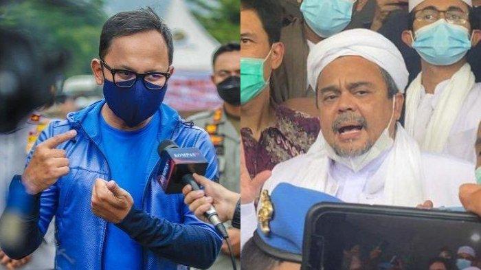 Rizieq Shihab Paksa Bima Arya Akui Telah Tuduh Bohong, JPU sampai Memohon: Jangan Ditekan