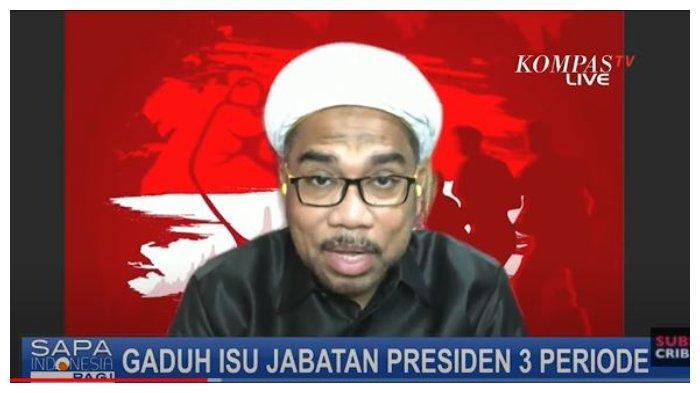 Ali Ngabalin Minta Abaikan Amien Rais soal Isu Presiden 3 Periode: Sudah Bertemu Jokowi, Tak Ngomong