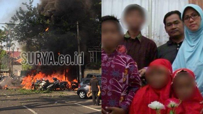 Tetangga Beberkan Kebiasaan Pelaku Bom Gereja di Surabaya: Sering Berisik di Belakang Rumah