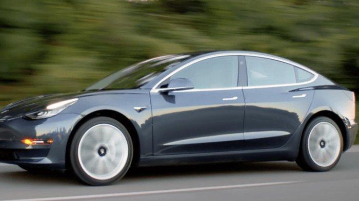 Spesifikasi dan Harga Tesla Model 3, Mobil Listrik yang Kebal Aturan Ganjil Genap di Jakarta