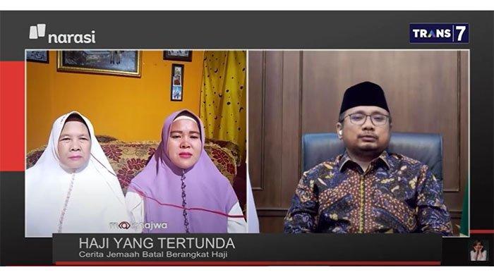 Curhatan Calon Jemaah Haji yang Batal Berangkat di 2021, Kecewa hingga Pertanyakan Dana Haji