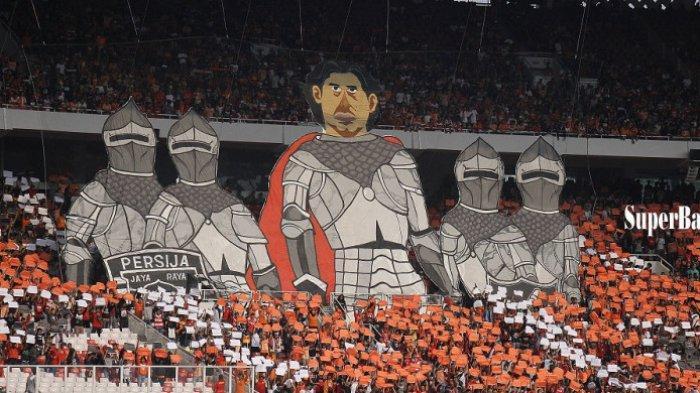 Cara Beli Tiket Persija Jakarta vs Mitra Kukar, Tidak ada Layanan On The Spot di Laga Pamungkas
