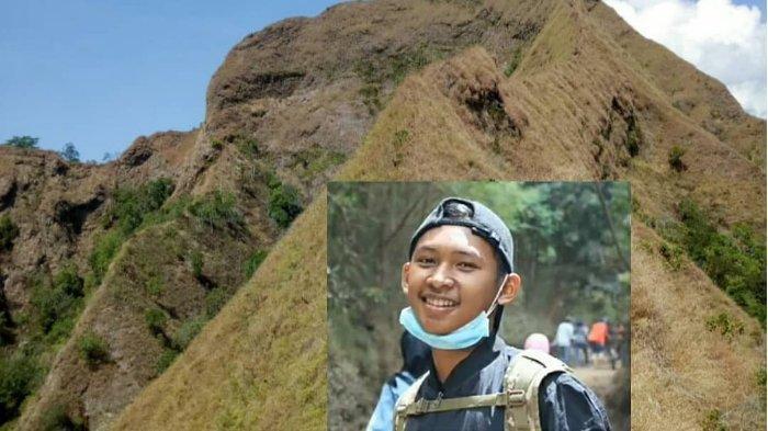 Mendaki Bersama, Begini Cerita Pungky soal Kronologi Hilangnya Thoriq di Gunung Piramid