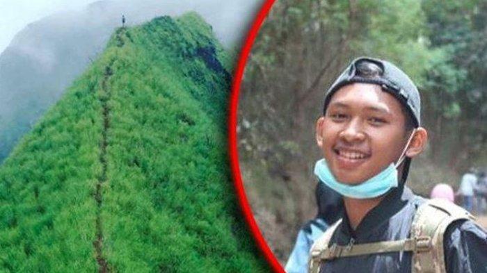 Tepat di Hari Ulang Tahun, Thoriq Rizki Maulidan Ditemukan Tak Bernyawa di Gunung Piramid