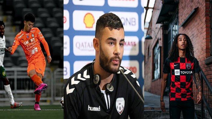Farshad Noor Terdepak dari Skuad Persib Bandung untuk Liga 1 2021, Apa Kabar Zachary dan Takahasi?