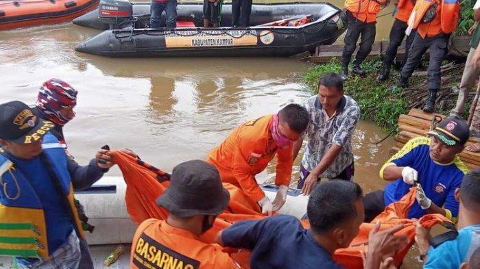 Nekat Naik Perahu demi Bisa Mudik, 4 Orang Tenggelam saat Perahu Terbalik, 2 Ditemukan Tewas