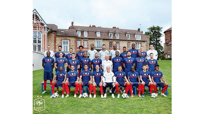 EURO 2020 Disebut Kesempatan Emas Prancis Ulangi Kejayaan Era Zidane dan Deschamps