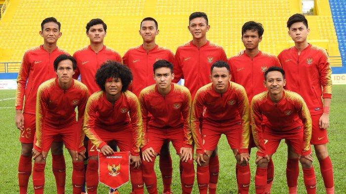Klasemen Grup A setelah Timnas U-18 Indonesia Sukses Kalahkan Laos dan Melaju ke Semifinal