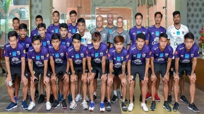 Jelang Lawan Timnas U-23 Indonesia di Piala Asia, Timnas Thailand Hanya Punya 4 Hari untuk Persiapan