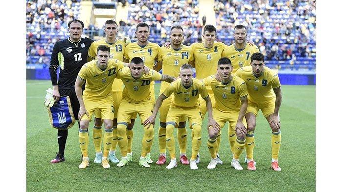 Jersey Utama Timnas Ukraina di Ajang EURO 2020 Timbulkan Polemik dengan Rusia, Apa Penyebabnya?