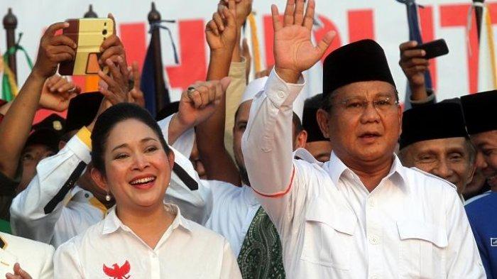 Jawaban Titiek Soeharto saat Ditanya soal Hubungannya dengan Prabowo Subianto saat Ini
