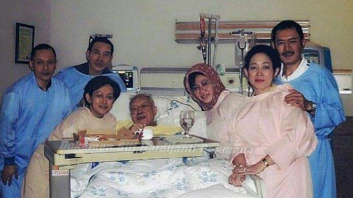 Peringati Haul ke-11 Soeharto, Titiek Unggah Foto Terakhir Ayahnya