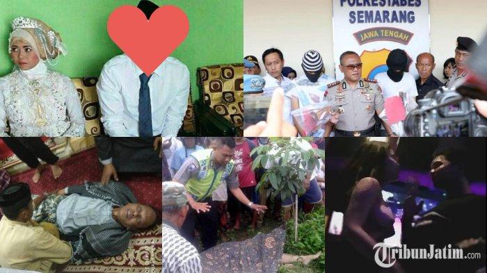 Teratas! Wanita Asal Wonogiri Dinikahi Pria New Zealand, hingga Motif Siswa SMK Bunuh Sopir Taksi