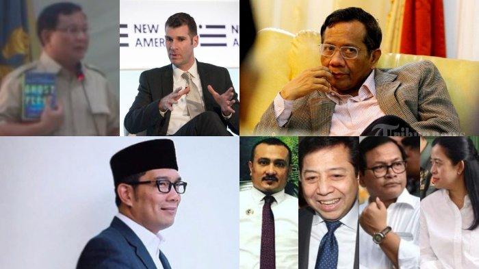 Mahfud MD: Pelajaran untuk yang Dulu Bela Setnov hingga Penulis Asli Ghost Fleet Bicara soal Prabowo