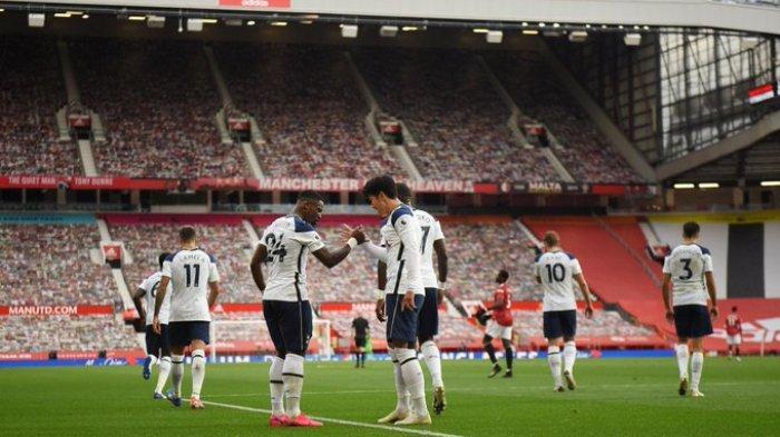 Jadwal Liga Inggris Malam Ini: Crystal Palace Vs Tottenham, Fulham Vs Liverpool, Live Mola TV