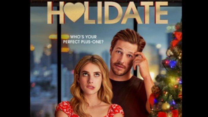 Trailer film komedi romantis 'Holidate', tayang di Netflix, dibintangi Emma Roberts.