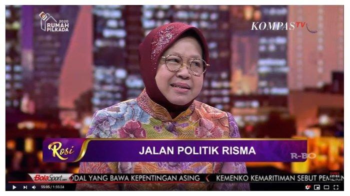 Wali Kota Surabaya Tri Rismaharini: Buat Apa Pilih Saya kalau Tidak Berpikir Hidupnya Lebih Baik?