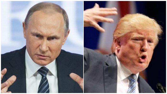 Terpilih Kembali Sebagai Presiden Rusia, Trump Memberikan Ucapan Selamat kepada Putin via Telepon