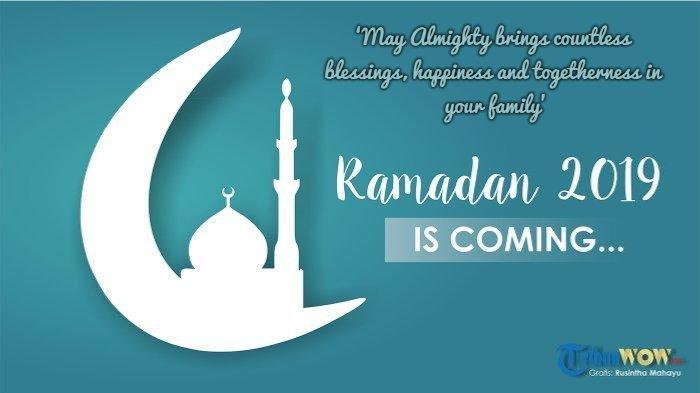 Puasa Ramadan 2019/1440 H: Ini Kumpulan Ucapan Selamat