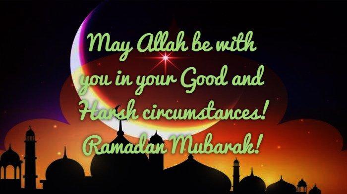 Ucapan Ramadan bahasa Inggris 9