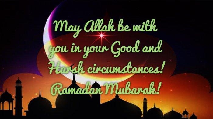 Ucapan Ramadan bahasa Inggris 9 (Grafis TribunWow.com)