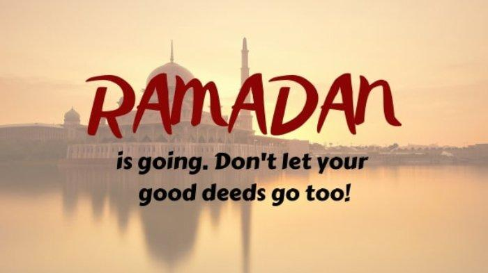Ucapan Ramadhan bahasa Inggris 1