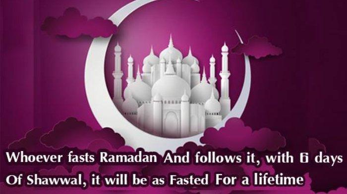 Ucapan Ramadhan bahasa Inggris 3