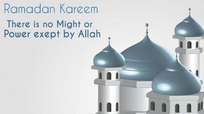 Ucapan Ramadhan bahasa Inggris 6