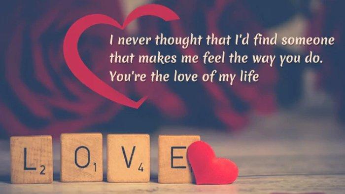 Kumpulan Gambar Dan Kata Romantis Hari Valentine Cocok Dikirim Via Whatsapp Untuk Orang Tersayang Halaman All Tribun Wow