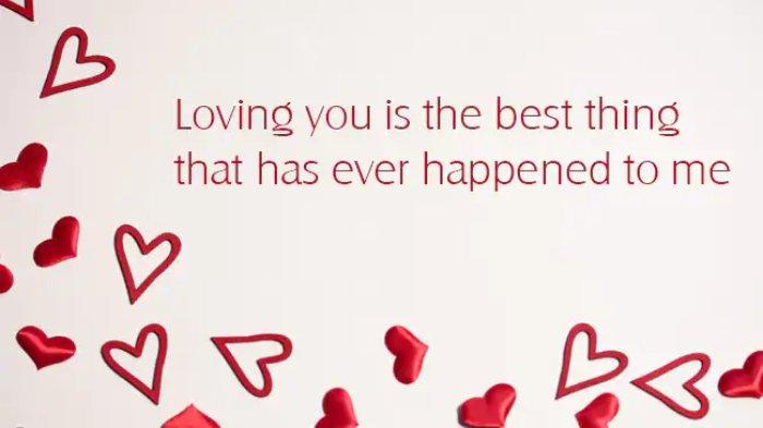 30 Quotes Romantis Rayakan Hari Valentine, Berbahasa Inggris dan Artinya, Bagikan di Media Sosialmu