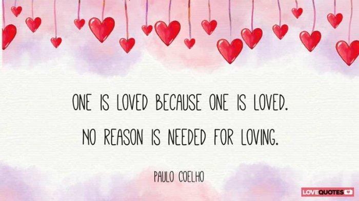 Ucapan romantis Hari Valentine untuk orang terkasih.