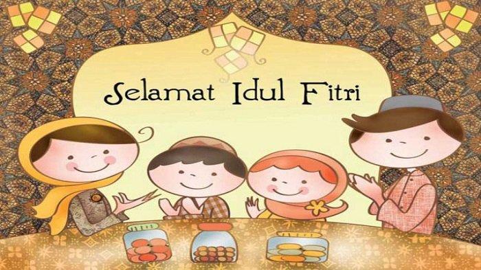 Intip Foto-foto Artis Indonesia Rayakan Idul Fitri, Mulai dari Ayu Ting Ting hingga Anang Hermansyah