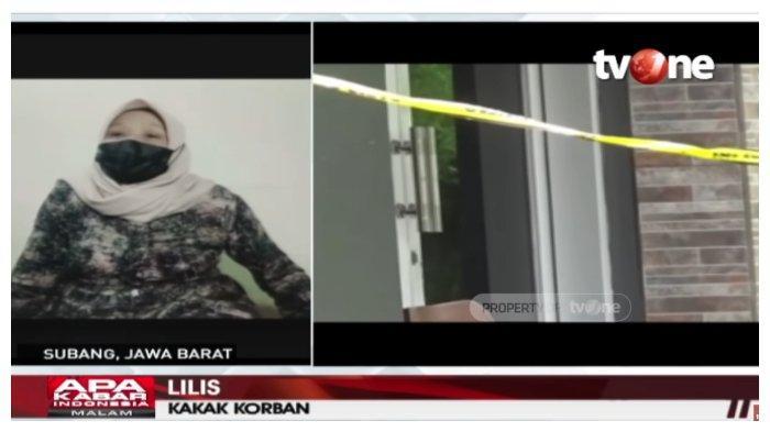 Pembunuhan Ibu dan Anak di Subang, Yosef Suruh Danu Masuk Rumah saat Polisi Belum Datang, untuk Apa?