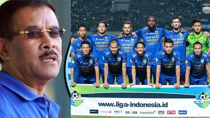 Targetkan Juara Liga 1 2021, Umuh Muchtar Wanti-wanti 1 Pesan Khusus untuk Penggawa Persib Bandung