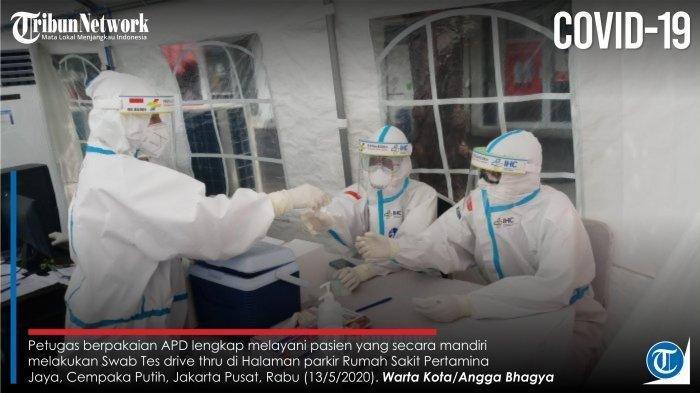UPDATE Virus Corona Indonesia 22 Juli 2021: Kasus Positif Tambah 49.509, Total Kasus Tembus 3 Juta