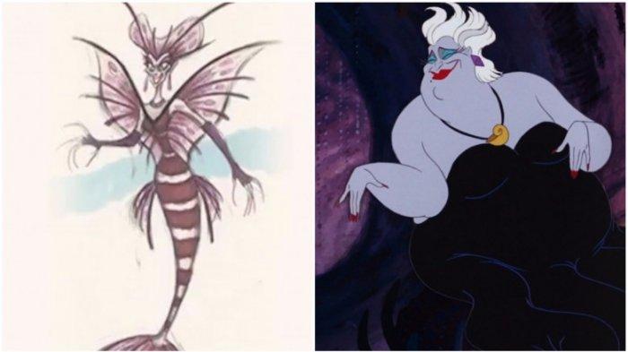 Nggak Nyangka! Ternyata Karakter-Karakter Disney Ini Awalnya 'Tidak Sebaik' Sekarang!